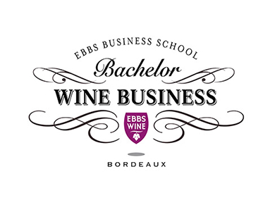 logo Wine business Bachelor